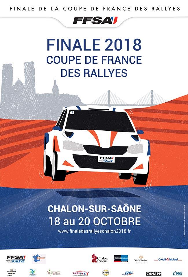 Ligue du sport automobile rh ne alpes - Coupe de france des rallyes ...